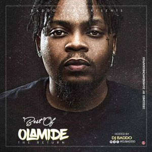 DJ Baddo Best Of Olamide Mix