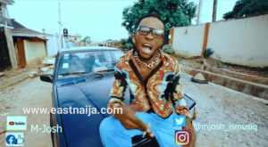 M-josh – Movie In Aso Rock | VIDEO