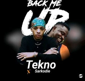 Tekno Ft. Sarkodie – Back Me Up