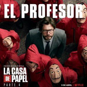 MOVIE: Money Heist (La Casa De Papel) Season 4 (Series)