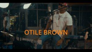 Otile Brown – Wine