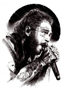Post Malone – No Control Ft. Kid Ink