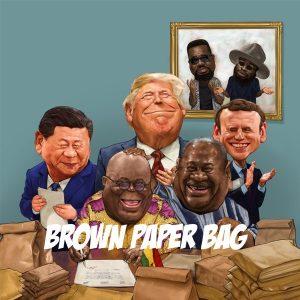 Sarkodie ft. M.anifest – Brown Paper Bag mp3 audio