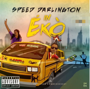 Speed Darlington – In Eko