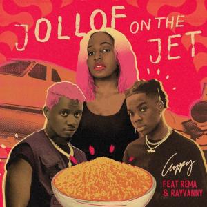 Cuppy feat. Rema & Rayvanny – Jollof On The Jet