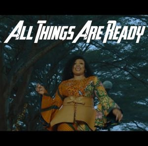 Sinach – All Things Are Ready mp3