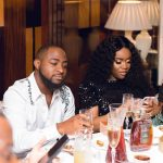 Nigerians react to Davido and Chioma unfollowing each other on Instagram