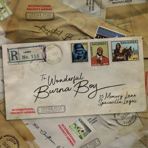 Burna Boy – Wonderful mp3 audio song lyrics