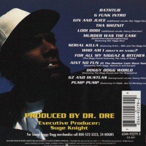 Doggy style album tracklist