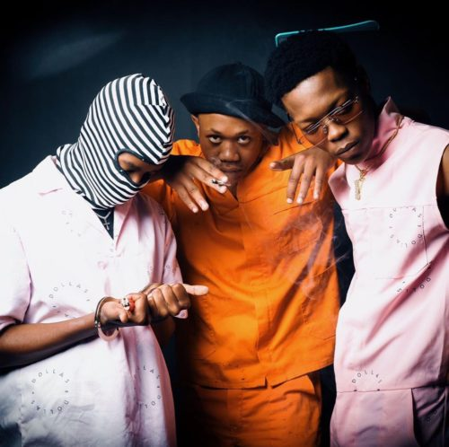 Mellow – Temptation ft. Madumane, Sleazy, DJ Maphorisa, Young Stunna & M.J