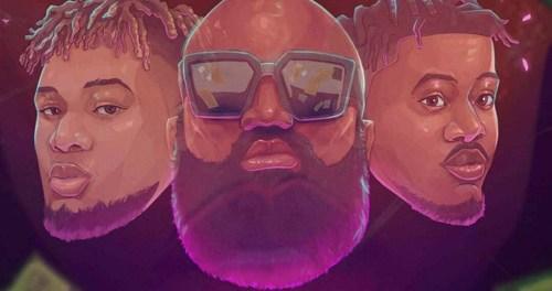 Sean Dampte – PePe (Remix) ft. Buju, Nizzy